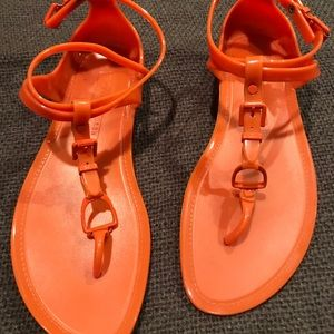 Ralph Lauren Collection - Karly Jelly Sandals